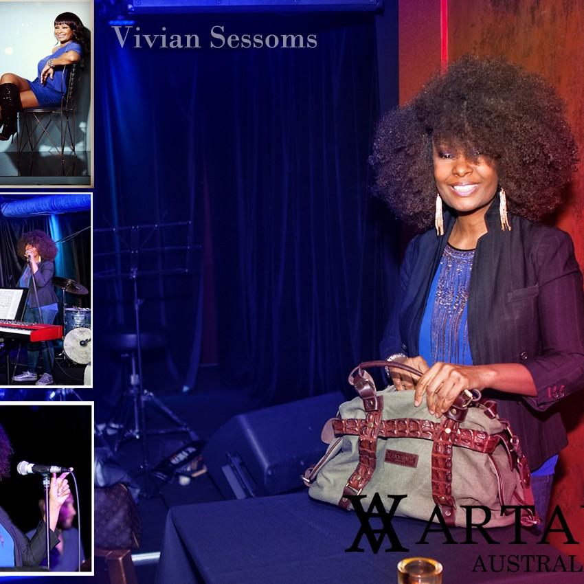 Vivian Sessoms