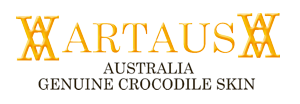 ARTAUS crocodile handbags